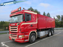 Camion Scania R 500 benne occasion
