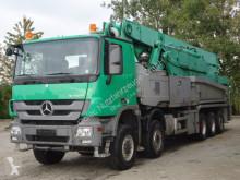 Camion pompe à béton Mercedes Actros 5051 10x6 E5 Betonpumpe Putzmeister 52m