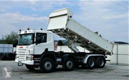 Ciężarówka Scania P420 Kipper 5,90m + Bordmatic *8x4*Topzustand! wywrotka używana