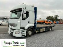 Camión caja abierta teleros Renault 460 Euro 5 EEV/VOITH-RETARDER/Plateau