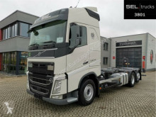 Camion châssis Volvo FH 500 / 2 Tanks / Liftachse / German
