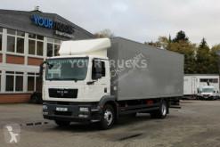 MAN furgon teherautó TGM 18.290 E5 /Koffer-Plane 8m/Nutzlast 10.330kg