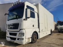 MAN TGX 18.360 truck used car carrier