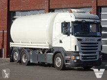 Camión Scania R 500 cisterna usado