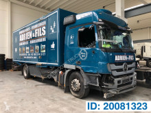 Camion fourgon Mercedes Actros