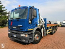 Iveco standard flatbed truck Eurotech 260E30