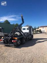 Camion polybenne Mercedes Actros 2541