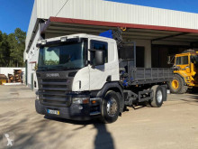 Scania three-way side tipper truck P 310