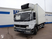 Camion Mercedes Atego 1218 NL frigo multi température occasion