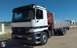 Camião Mercedes Actros 2531 estrado / caixa aberta usado