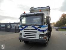 Camión volquete Scania P 380