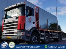 Camião estrado / caixa aberta Scania R