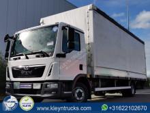 MAN TGL 12.250 truck used tautliner