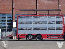 Remorca transport bovine 2/3 Floors-Berdex -Loading lift- Only Box