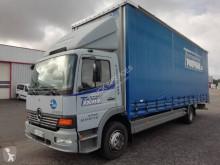 Mercedes Atego 1318 truck used tautliner