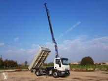 Iveco Eurocargo 120 E 25 truck used three-way side tipper