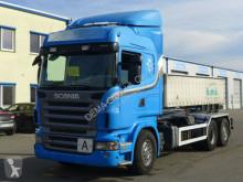 Camião Scania R 480*6x2*Schalter*Klima*Liftach multi-basculante usado