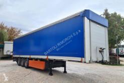 SEMIRIMORCHIO, CENTINATO SPONDE, 3 assi semi-trailer used tarp