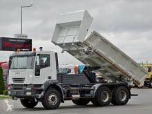 Camion benne Iveco TRAKKER 350 / 6x4 / BORTMATIC / MANUALNA /