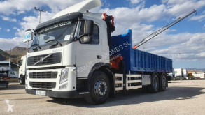 Volvo FM 380 truck used flatbed