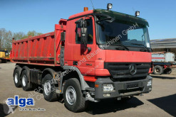 Camion Mercedes 3246 Actros 8x4, 4146, AT-Motor, Bordmatik benne occasion