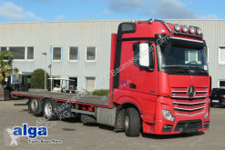 Camion Mercedes 2551 L/NR Actros/6x2/Luft VA+HA/Klima/AHK/ plateau ridelles occasion