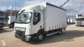Camião DAF LF 180 cortinas deslizantes (plcd) usado