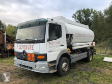 Mercedes Atego 1528 truck used tanker