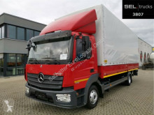 Camion savoyarde Mercedes Atego 1018 / Ladebordwand / Air conditioning