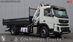 Camión volquete Volvo FMX 380