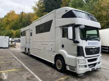 Camion van à chevaux MAN TGS 26.360