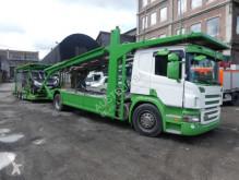 Camion porte engins Scania P380