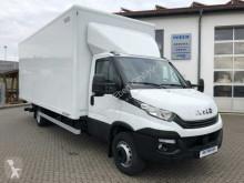 Iveco Daily Daily 70 C 21 A8 LBW+Tempo+Klima+Standh.+AHK használt haszongépjármű furgon