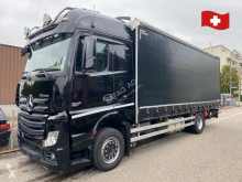 Mercedes actros 1842 euro 6 truck used