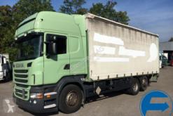 Camion cu prelata si obloane Scania R 440