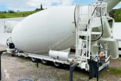 تجهيزات الآليات الثقيلة هيكل العربة خالطة اسمنت / دوامة INTERMIX IMI 9W