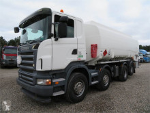 Camion citerne Scania R480 8x2 23.000 l. ADR Euro 4