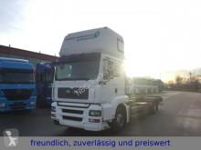 Camión MAN TGA18.310 * TEMPOMAT * SCHLAFBOX * chasis usado