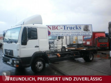 Camião MAN LE 8.180 C Fahrgestell mit *SCHLAFKABINE* chassis usado