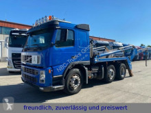 Camion benne Volvo FH 13.480 * 6X2 * EURO 5 * GERGEN TAK 28 AUFBAU