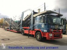 Camion porte voitures Mercedes ACTROS 1844 * LOHR AUFBAU *