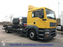 Camião MAN *TGA 18.310*D20*WECHSELLFAHRGESTELL 1,5 TON* chassis usado
