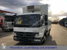 Camião Mercedes * ATEGO 816 * KÜHLKOFFER * EURO 5 * 1. HAND * frigorífico usado