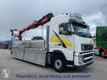 Camião Volvo * FH 460 * EURO 5 EEV * FASSI F 24 ASXP * estrado / caixa aberta usado