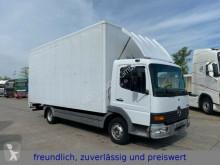 Camion fourgon Mercedes Atego * ATEGO 818 * KOFFER * ROLLTOR * TÜV 5/ 2020 *