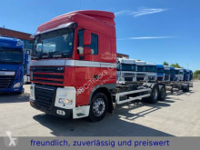 DAF * XF 105.460 * SPACE CAP *EURO 5 * LIFT ACHSE * LKW gebrauchter Fahrgestell