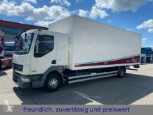 Camión furgón DAF * LF 45.250 * KOFFER * JUNGE AUFBAU * SCHLAFKABI