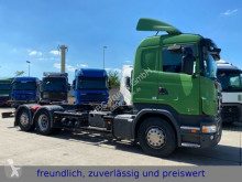 Camion châssis Scania * R 420 * RETARDER * OPTICRUSE * 2 X ALU TANK *