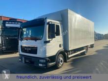 Camión MAN TGL 7.180/8.180*EURO 5*1,5 t LBW* furgón usado