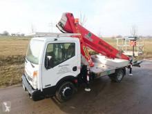 Nissan telescopic aerial platform truck Cabstar